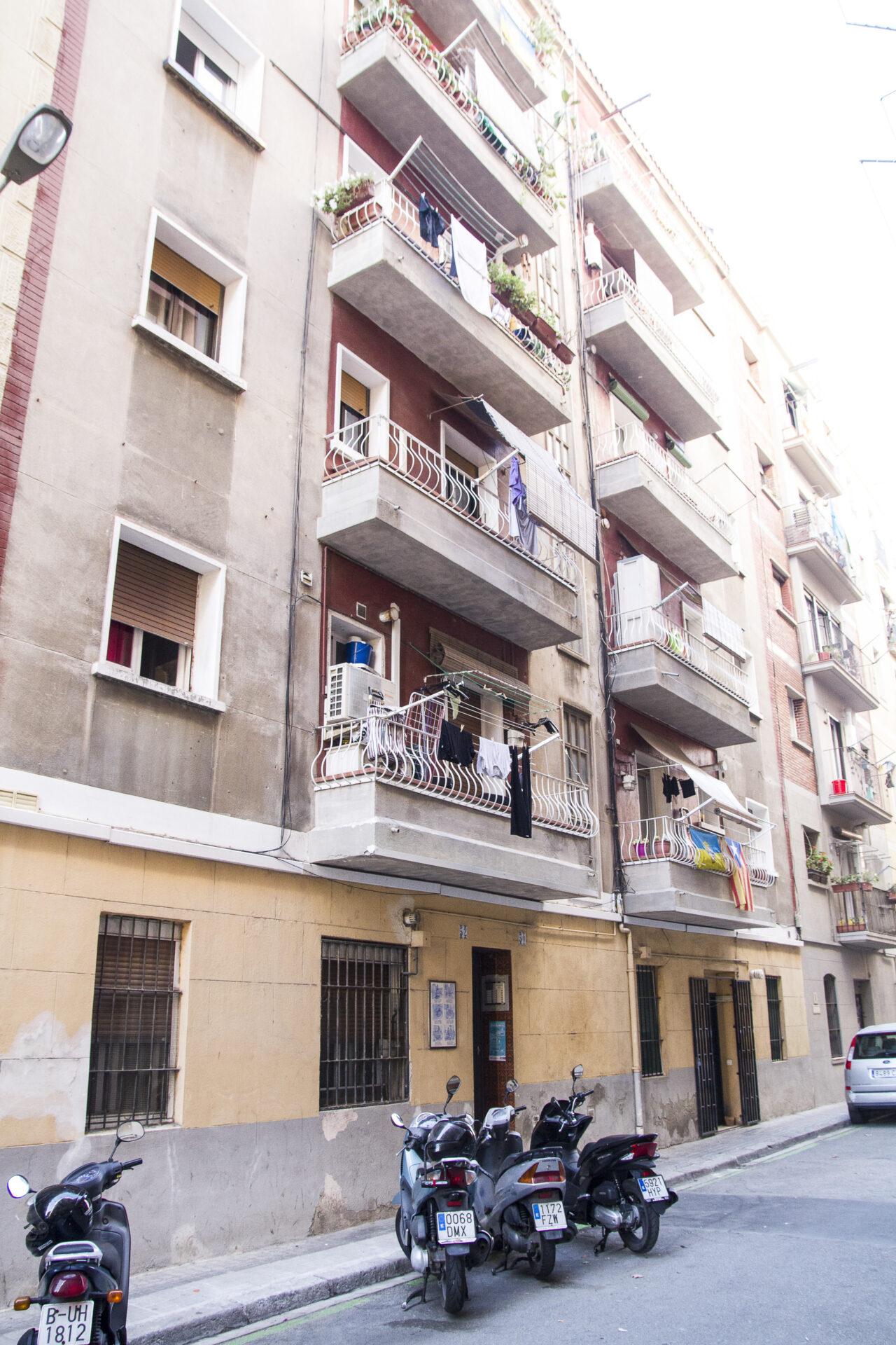 Pisos en la Barceloneta